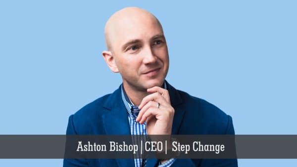 Question Dys - episode 4 with Ashton Bishop  from Step Change